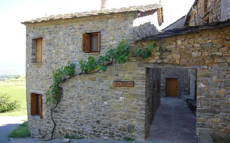 entrada de Casa Tabierna
